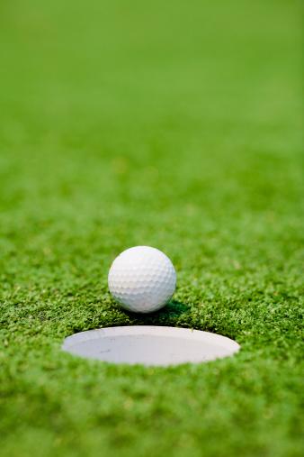 Green - Golf Course「Hole In One」:スマホ壁紙(9)