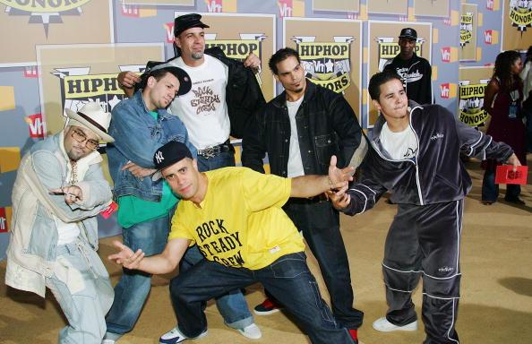Rock Music「VH1 Hip Hop Honors - Arrivals」:写真・画像(11)[壁紙.com]