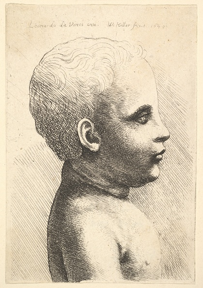 Profile View「Head And Shoulder Of A Child」:写真・画像(14)[壁紙.com]