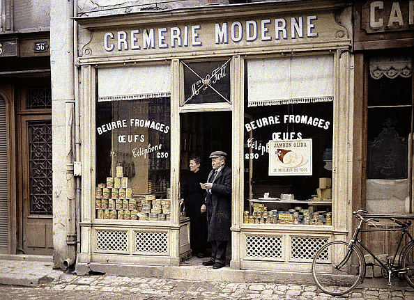 Cheese「Store in Reims」:写真・画像(10)[壁紙.com]