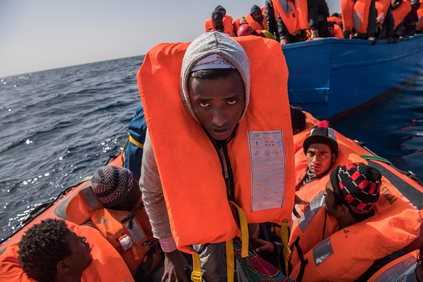 Refugee「Search And Rescue On The Mediterranean With Proactiva Open Arms」:写真・画像(2)[壁紙.com]