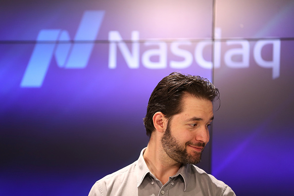 ビジネスと経済「Reddit Co-Founder Alexis Ohanian Rings Nasdaq Closing Bell From San Francisco」:写真・画像(15)[壁紙.com]