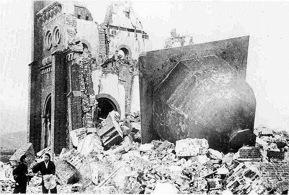 Galerie Bilderwelt「Atomic Bomb Nagasaki」:写真・画像(11)[壁紙.com]