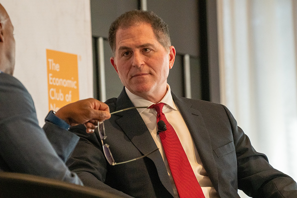 Big Data「CEO Of Dell Computers Michael Dell Speaks At The Economic Club Of New York」:写真・画像(18)[壁紙.com]
