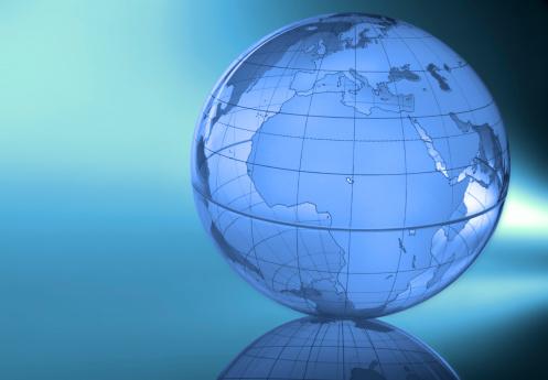 Latitude「Globe-Europe & Africa」:スマホ壁紙(16)