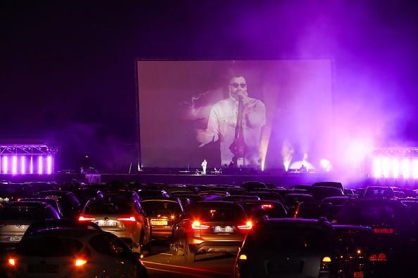 Movie「SIDO - Live! At Drive-In Cinema During The Coronavirus Crisis」:写真・画像(13)[壁紙.com]