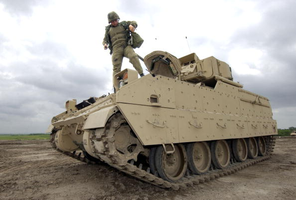 Mode of Transport「Soldiers From Fort Riley Deploy For Second Rotation In Iraq」:写真・画像(8)[壁紙.com]