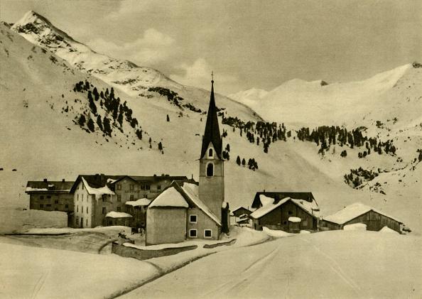 Ski Resort「Obergurgl」:写真・画像(17)[壁紙.com]
