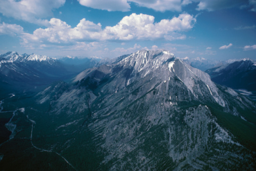 Mt Assiniboine「Rugged peak of Mount Assiniboine , Alberta , Canada」:スマホ壁紙(19)