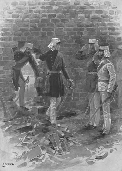Brick Wall「The Indian Mutiny」:写真・画像(8)[壁紙.com]
