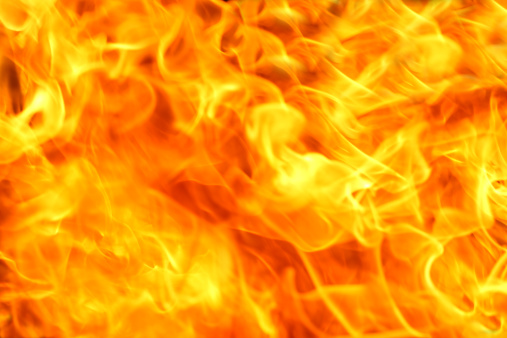 Flame「Fire background」:スマホ壁紙(19)