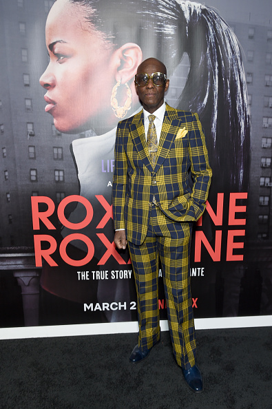 """Yellow「Special Screening of the Netflix Film """"Roxanne Roxanne"""" at the SVA Theater in New York City」:写真・画像(17)[壁紙.com]"""