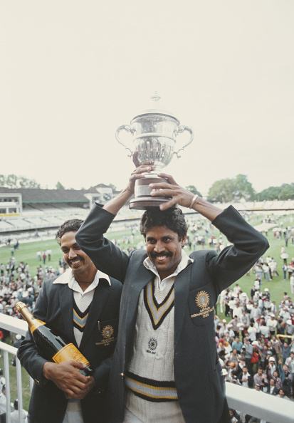 India「1983 Cricket World Cup Final India v West Indies」:写真・画像(17)[壁紙.com]