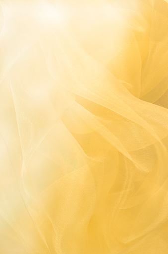 Silk「Flowing Yellow Abstract Background」:スマホ壁紙(13)