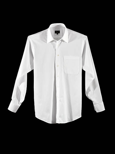 A white men's dress shirt:スマホ壁紙(壁紙.com)