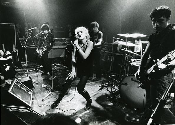 Blondie「Blondie」:写真・画像(0)[壁紙.com]