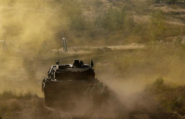 Philipp Guelland「Bundeswehr Holds Media Day」:写真・画像(12)[壁紙.com]