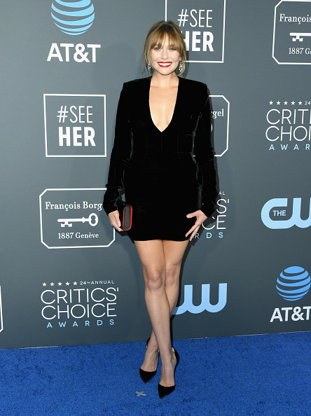 Elizabeth Olsen「The 24th Annual Critics' Choice Awards - Arrivals」:写真・画像(7)[壁紙.com]