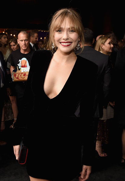 Elizabeth Olsen「The 24th Annual Critics' Choice Awards - Cocktails」:写真・画像(9)[壁紙.com]