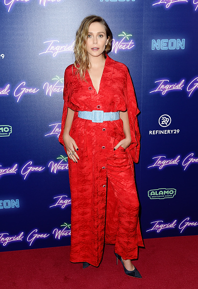 "Elizabeth Olsen「Neon Hosts The New York Premiere Of ""Ingrid Goes West"" - Arrivals」:写真・画像(12)[壁紙.com]"