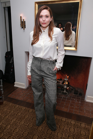 Elizabeth Olsen「Gersh Oscar Party」:写真・画像(10)[壁紙.com]
