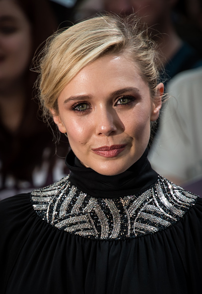 "Elizabeth Olsen「""The Avengers: Age Of Ultron"" - European Premiere -」:写真・画像(19)[壁紙.com]"