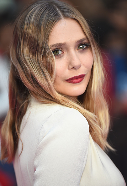 "Elizabeth Olsen「""Captain America: Civil War"" - UK Film Premiere - Arrivals」:写真・画像(9)[壁紙.com]"