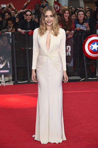 "Elizabeth Olsen「""Captain America: Civil War"" - UK Film Premiere - Arrivals」:写真・画像(12)[壁紙.com]"