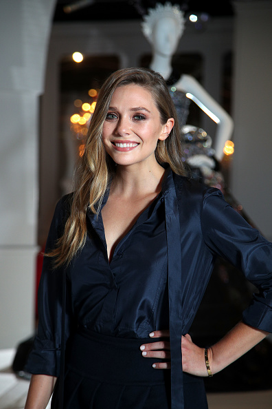 Elizabeth Olsen「NGV Gala - Arrivals」:写真・画像(15)[壁紙.com]