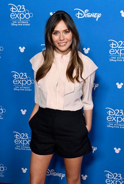 Elizabeth Olsen「D23 Expo 2019」:写真・画像(12)[壁紙.com]