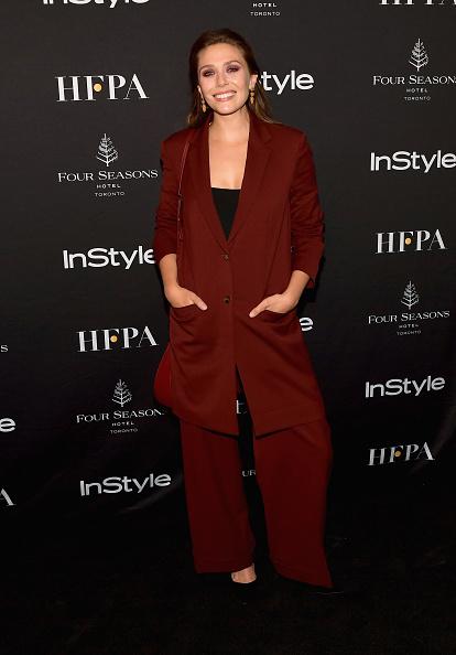 Elizabeth Olsen「2018 HFPA And InStyle's TIFF Celebration」:写真・画像(18)[壁紙.com]