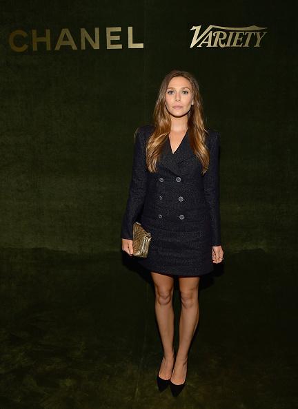 Elizabeth Olsen「CHANEL & Variety Honour Keira Knightley at the Inaugural Female Filmmaker Dinner」:写真・画像(8)[壁紙.com]
