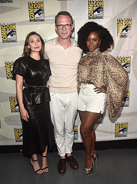 Elizabeth Olsen「Marvel Studios Hall H Panel」:写真・画像(3)[壁紙.com]