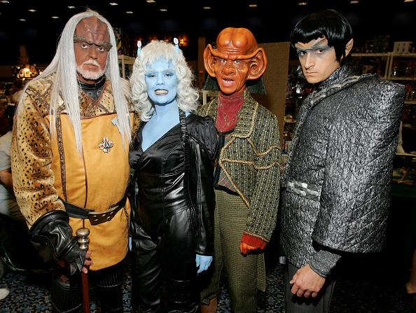 Star Trek Television Series「Star Trek Convention - Day 1」:写真・画像(15)[壁紙.com]