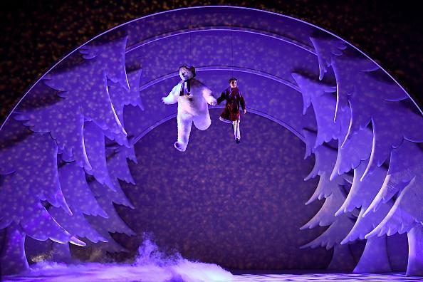 雪だるま「'The Snowman' Returns To The Peacock Theatre For The Christmas Period」:写真・画像(13)[壁紙.com]