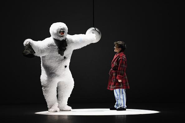 雪だるま「'The Snowman' Returns To The Peacock Theatre For The Christmas Period」:写真・画像(10)[壁紙.com]