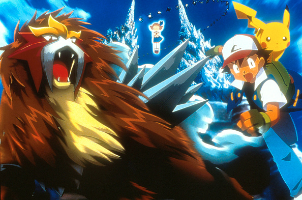 Cartoon「Pokemon 3 Movie Stills」:写真・画像(9)[壁紙.com]