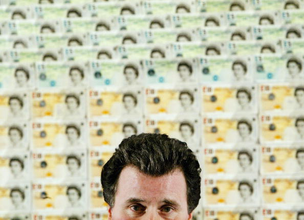 Shadow「Conservative Letwin Challenges Blair And Brown On Tax」:写真・画像(5)[壁紙.com]