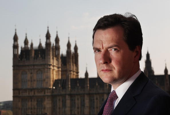 Architectural Feature「George Osborne, The Shadow Chancellor, Prepares For Crucial Budget」:写真・画像(6)[壁紙.com]