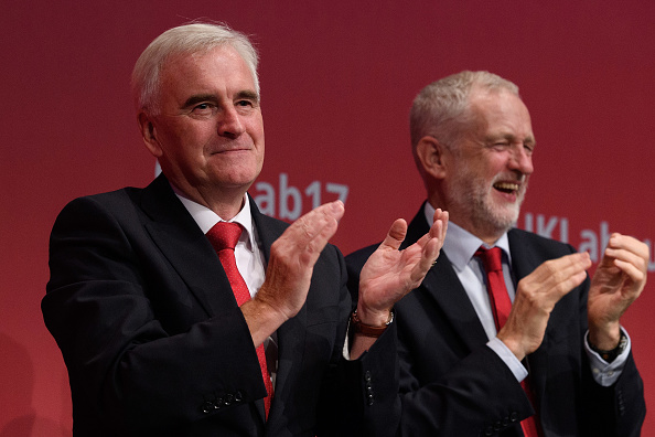 Two People「Labour Party Conference 2017- Day Two」:写真・画像(7)[壁紙.com]