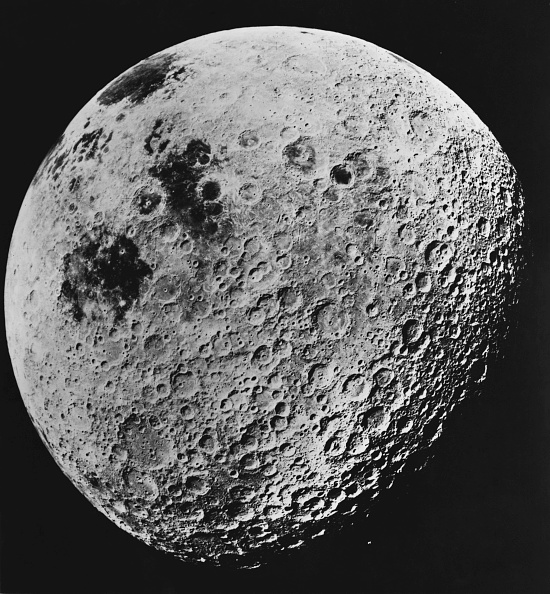 Space Mission「Face Of The Moon」:写真・画像(16)[壁紙.com]
