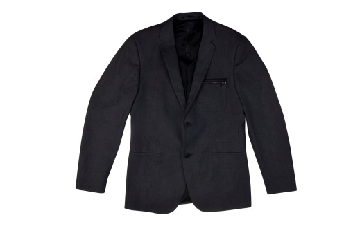 Blazer - Jacket「Black Jacket」:スマホ壁紙(2)