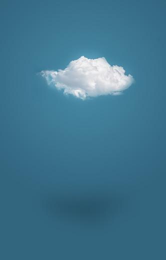 Cloud Computing「The cloud network」:スマホ壁紙(2)