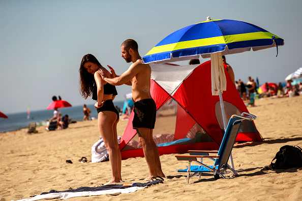 Holiday - Event「Jersey Shore Beaches Open For Season On Memorial Day Weekend」:写真・画像(10)[壁紙.com]