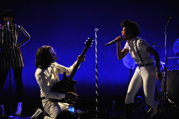 American Express「American Express UNSTAGED With Rebecca Minkoff And Janelle Monae」:写真・画像(17)[壁紙.com]