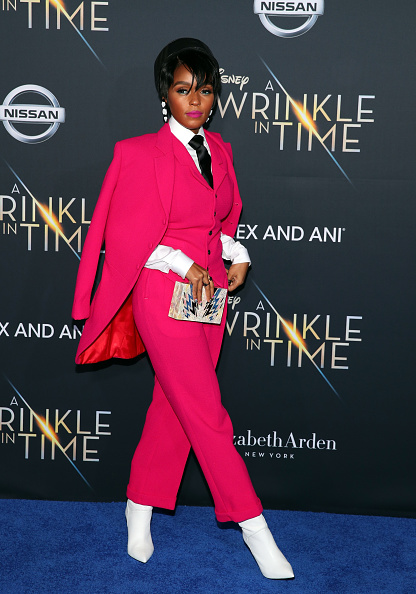 "A Wrinkle in Time「Premiere Of Disney's ""A Wrinkle In Time"" - Arrivals」:写真・画像(15)[壁紙.com]"