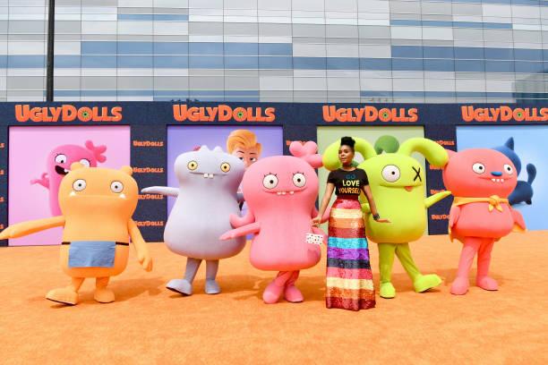 """STX Films World Premiere Of """"UglyDolls"""" - Arrivals:ニュース(壁紙.com)"""