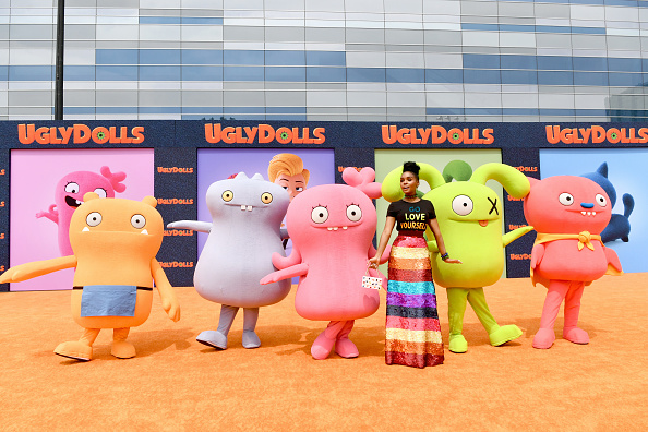 "Film Premiere「STX Films World Premiere Of ""UglyDolls"" - Arrivals」:写真・画像(9)[壁紙.com]"