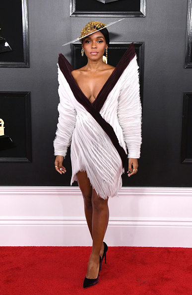 グラミー賞「61st Annual GRAMMY Awards - Arrivals」:写真・画像(9)[壁紙.com]