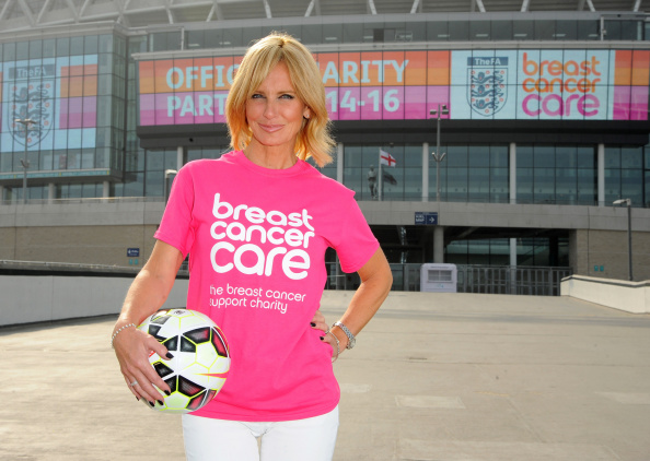 Jacquie Beltrao「Jacquie Beltrao Launches New FA And Breast Cancer Care Partnership」:写真・画像(4)[壁紙.com]